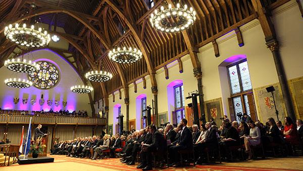 Ceremonija zatvaranja Haškog suda za bivšu Jugoslaviju 22.12.2017.
