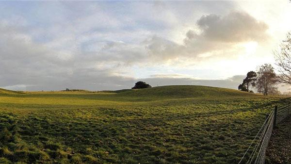 Sutton Hoo, foto: Alex Healing/Wikimedia Commons