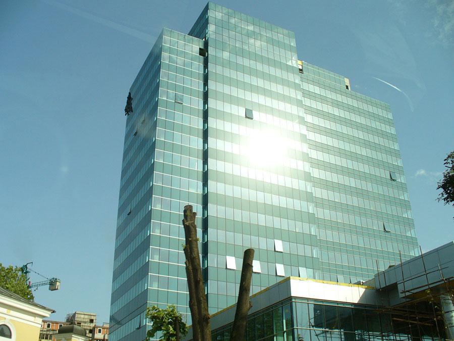Sedište vlade Republike Srpske, Banjaluka, foto: Zlatko/Wikimedia Commons