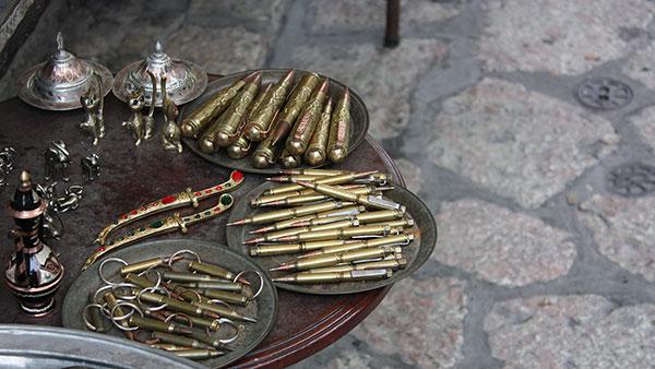 Baščaršija, foto: stanlekub/Wikimedia Commons