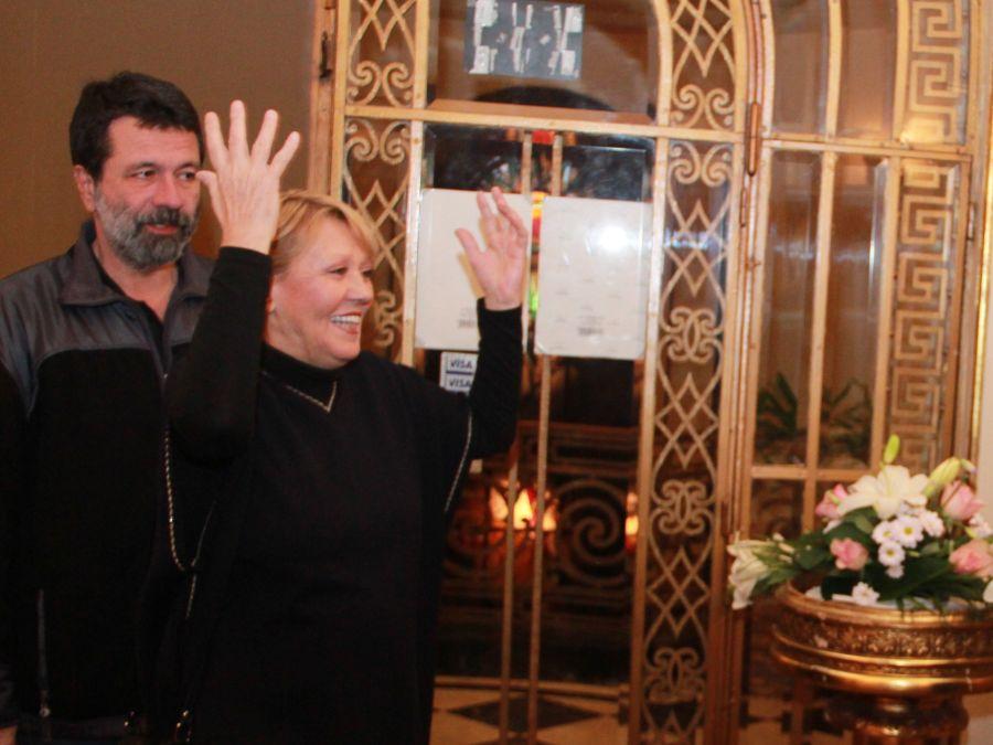 Gordana Suša i Miša Pejić, foto: arhiva FoNeta