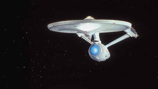 Brod Enterprise iz Zvezdanih staza