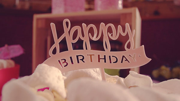 Happy birthday na torti