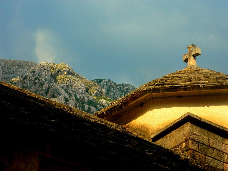 Crkva u Kotoru