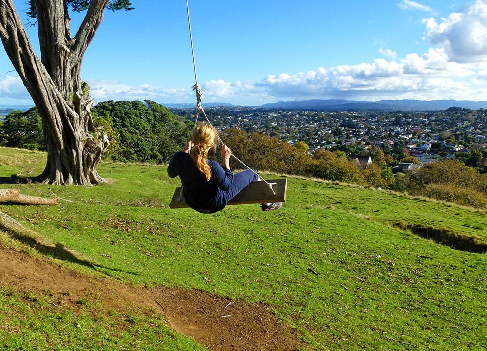 Auckland, Novi Zeland, foto: Zvonko Đurić