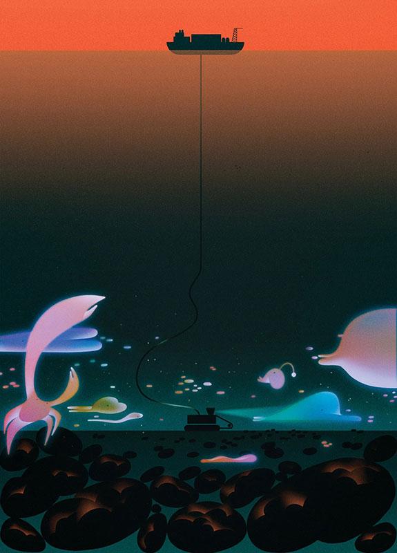 Ilustracija: Sophi Miyoko Gullbrants