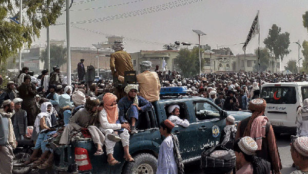 Kabul, foto: EPA-EFE/Shutterstock