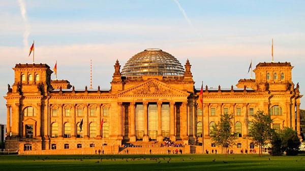 Reichstag, Berlin, foto: Neda Radulović-Viswanatha
