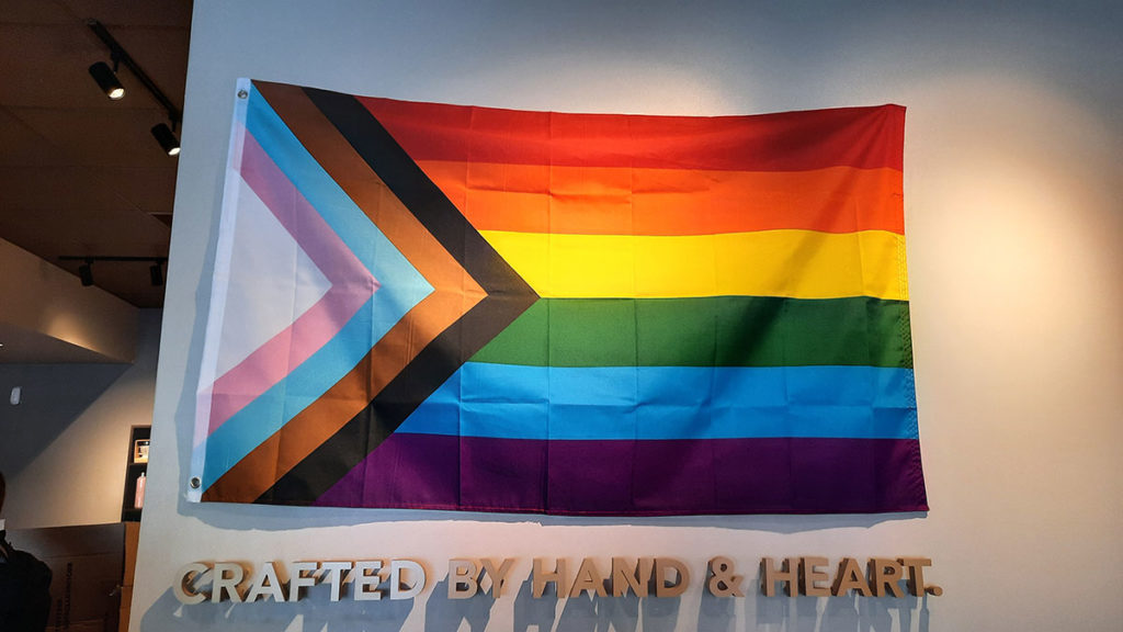 LGBTQI+ zastava