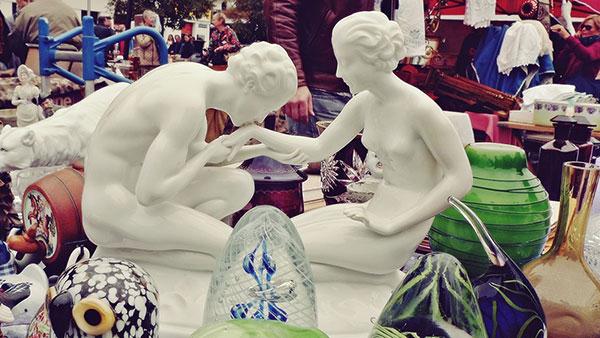 porcelanske skulpture