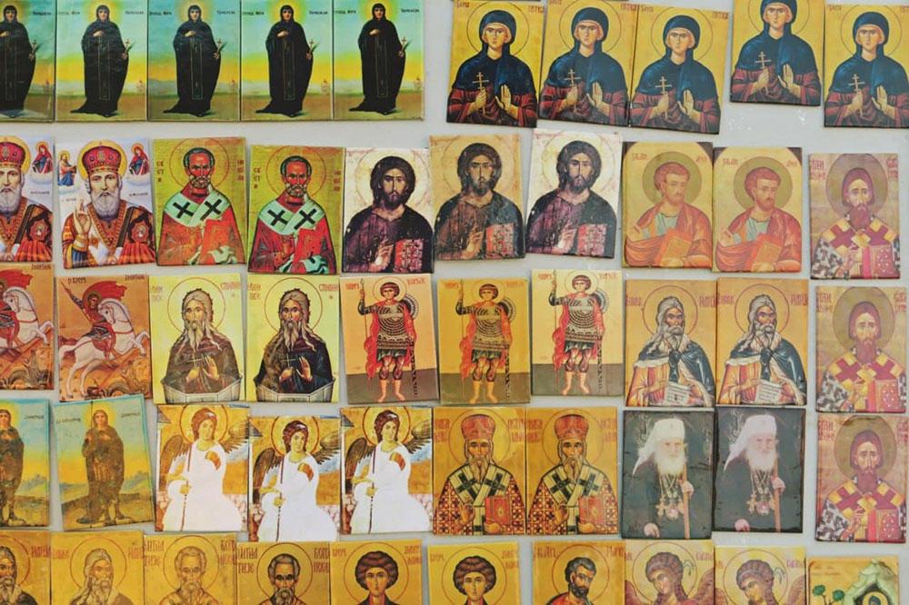 ikonice pravoslavnih svetaca