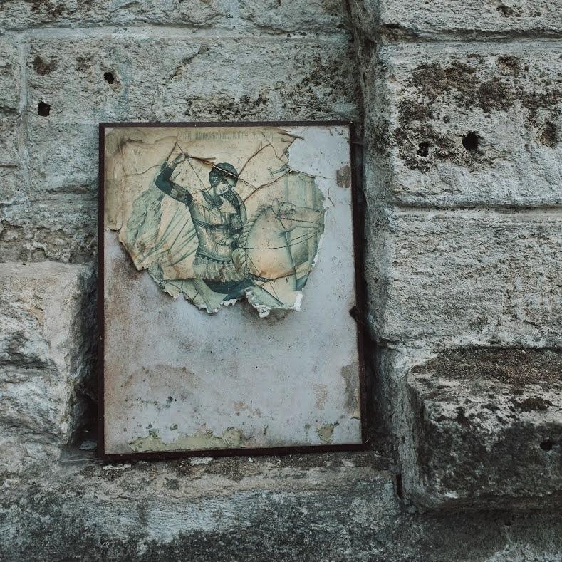 ikona svetog Đorđa