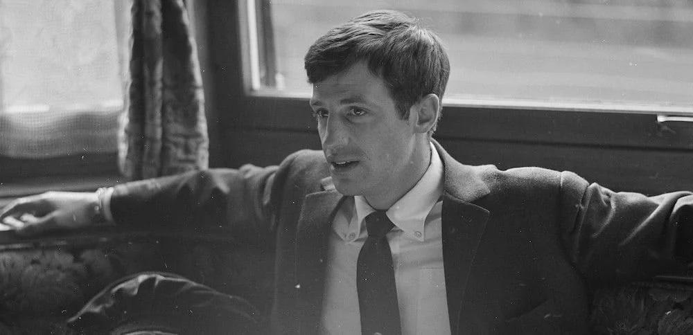 Jean-Paul Belmondo, 1962.