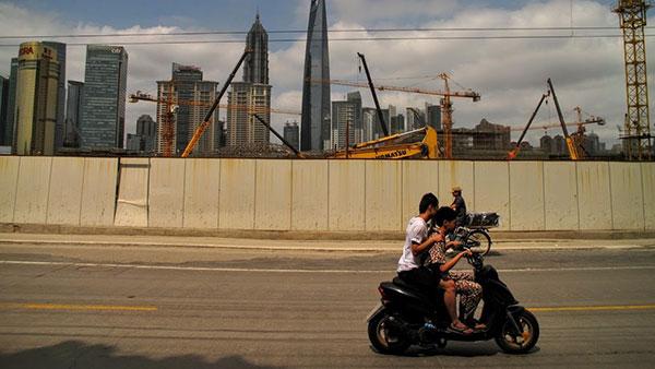 Šangaj, foto: Neda Radulović-Viswanatha