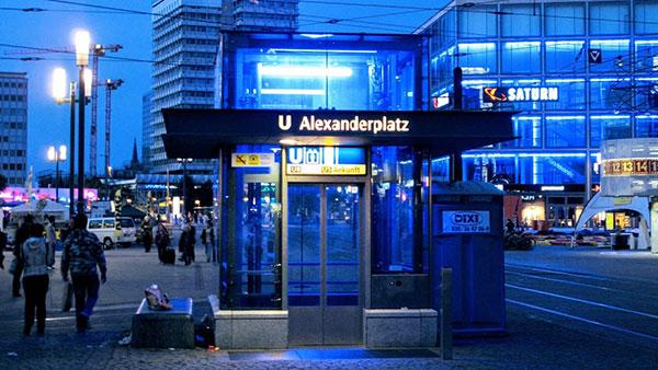 Alexanderplatz, Berlin, foto: Neda Radulović-Viswanatha