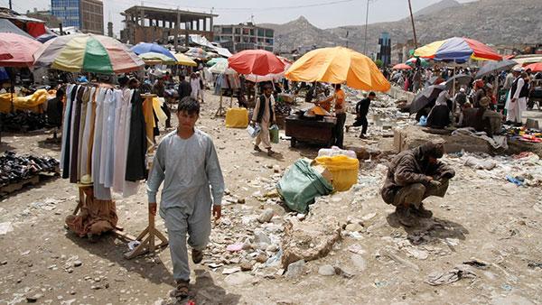 Šor bazar, Kabul, foto: Konstantin Novaković
