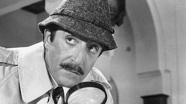 Peter Sellers kao inspektor Clouseau