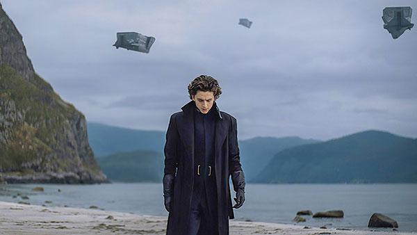 "Timothée Chalamet kao Paul Atreides u filmu ""Dina"", foto: Warner Bros. Pictures/Legendary Pictures"
